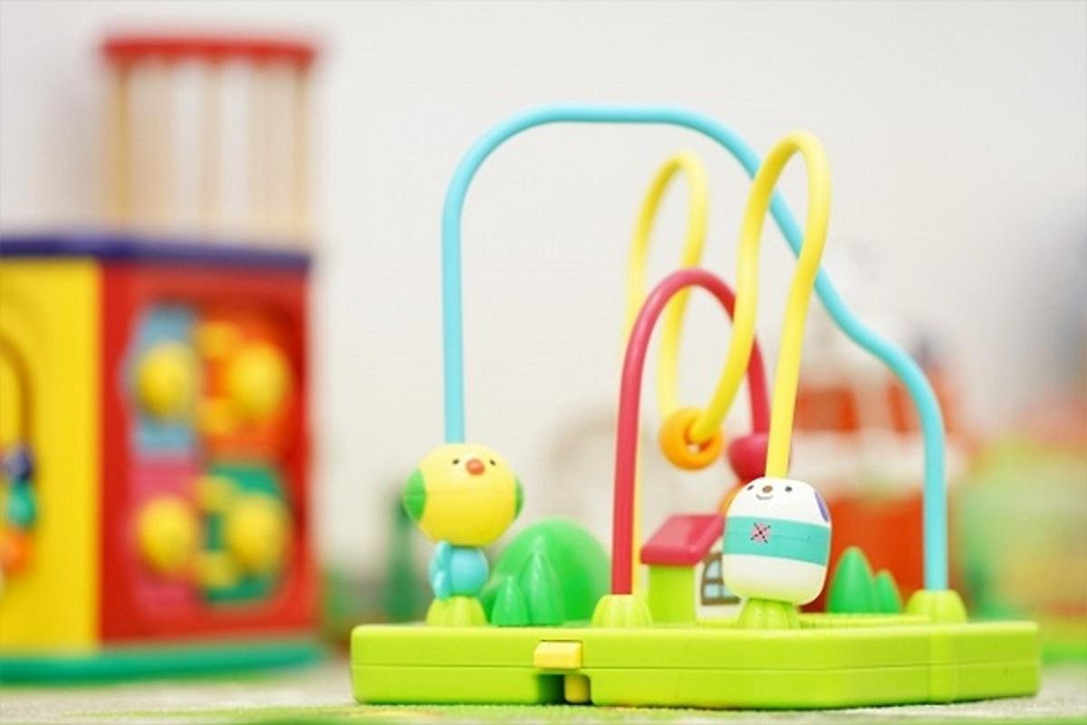 おもちゃの写真