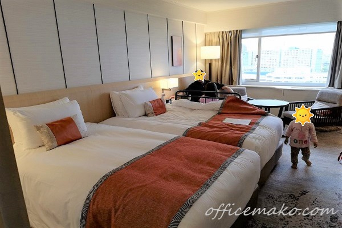 ホテル室内の画像